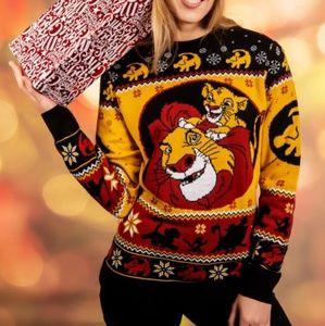 Womens Disney Christmas Sweater On Poshmark